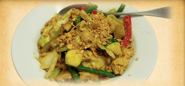 Tian-Ran-Vegetarian-restaurant-chicken-curry