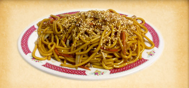 Tian-Ran-Vegetarian-restaurant-fry-noodle