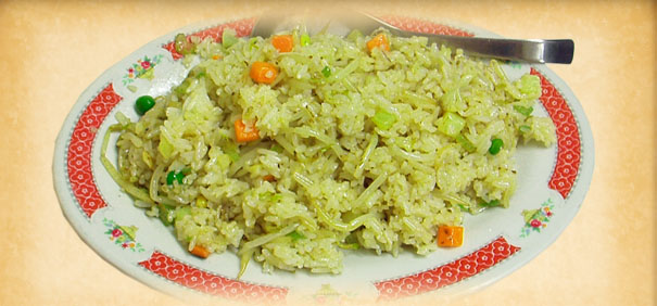 Tian-Ran-Vegetarian-restaurant-home-style-fried-rice