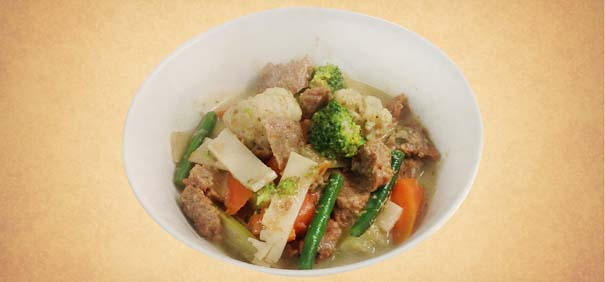 Tianran-vegetarian-restaurant-Beef-with-Cashew-Nuts
