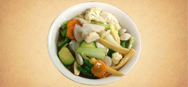 Tianran-vegetarian-restaurant-Seafood-Ho-Fun-Singapore-Style