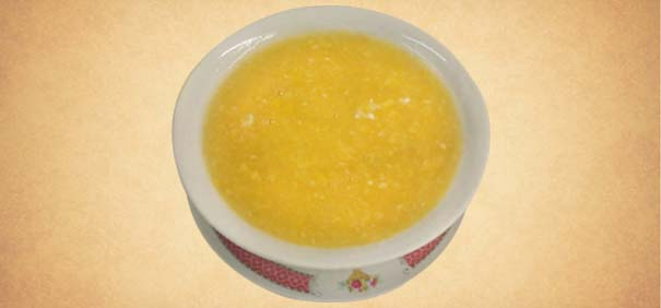Tianran-vegetarian-restaurant-corn-chicken-soup