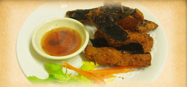 Tianran-vegetarian-restaurant-fish-Entree