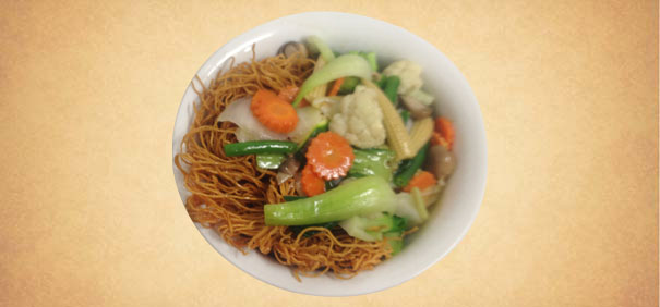 Tianran-vegetarian-restaurant-fried_crispy_noodles