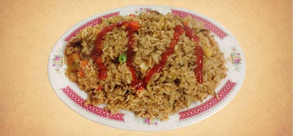 Tianran-vegetarian-restaurant-fry_rice