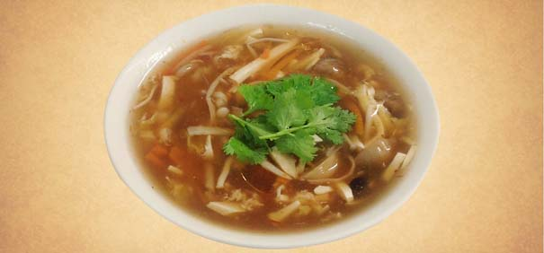 Tianran-vegetarian-restaurant-hot-sour-soup