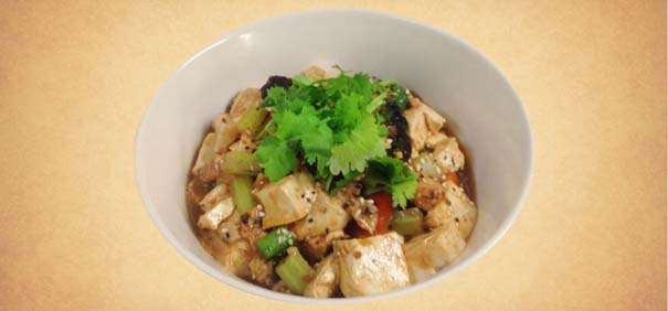 Tianran-vegetarian-restaurant-spicy-ma-po-tofu