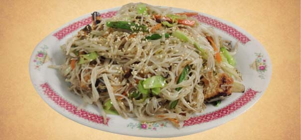 Tianran-vegetarian-restaurant-stir-fried-vermicelli